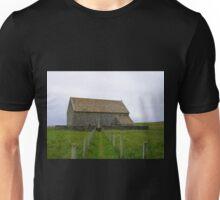 Teampall Mholuaidh  (St. Moluag's Church) Unisex T-Shirt