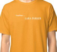 Angelique... Lara Parker Classic T-Shirt
