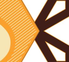 Beeswax Sticker