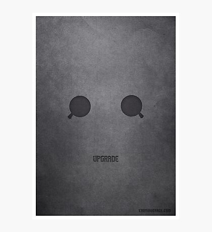 Doctor Who - Cybermen Upgrade Photographic Print