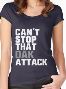 Dak Attack Women's Fitted Scoop T-Shirt