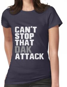 Dak Attack Womens Fitted T-Shirt