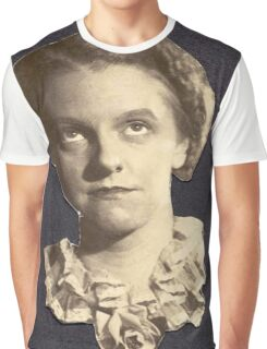 Sue Elson In Hyacinth Bucket Mode Graphic T-Shirt