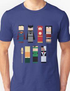 The Justice League  Unisex T-Shirt