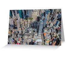New York Blocks Greeting Card