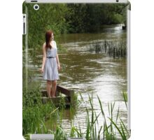 Strong River Flows iPad Case/Skin