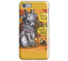 Chibi Hannibal things  - Dead people and human flesh iPhone Case/Skin