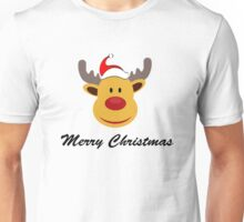 Adorable Merry Christmas Unisex T-Shirt
