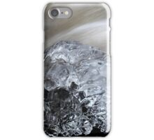29.11.2016: Ice in the White Water iPhone Case/Skin