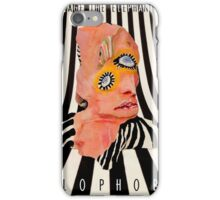 Melophobia  iPhone Case/Skin