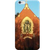 Shadowy Church iPhone Case/Skin