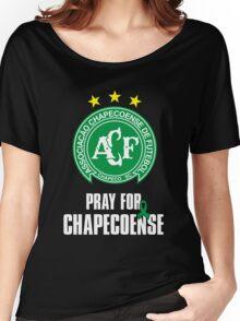 Chapecoense Women's Relaxed Fit T-Shirt