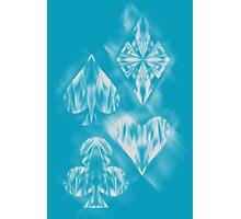 Aces of Ice Photographic Print