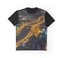 Ho Chi Minh By Night Graphic T-Shirt