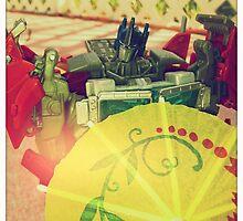 Prime's Umbrella by taraTF