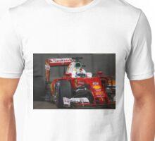 Ferrari Sebastian Vettel Unisex T-Shirt