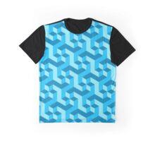 Sea of blocks Graphic T-Shirt