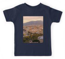 Malaga Sunset Kids Tee