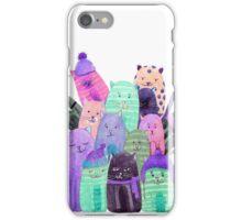 Cat Friends iPhone Case/Skin