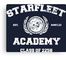Starfleet - Academy Canvas Print