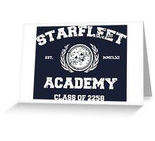 Starfleet - Academy Greeting Card