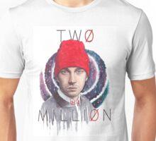 Tyler Joseph: TWO IN A MILLION Unisex T-Shirt