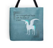 Hercules inspired design (Pegasus). Tote Bag