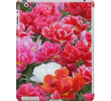 Happy Tulips iPad Case/Skin