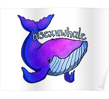 Bisexuwhale Poster