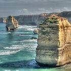 The Twelve Apostles, Great Ocean Road, Victoria by Adrian Paul