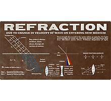 Refraction Photographic Print
