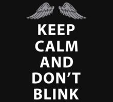 Don't Blink by strangebird2014