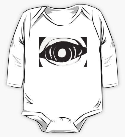 third eye One Piece - Long Sleeve