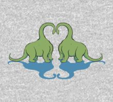 Dino Love Kids Clothes