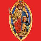 Evangelistar von Speyer  by mindprintz