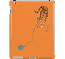 Big Kitty iPad Case/Skin