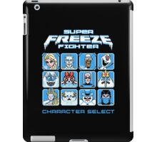 Super Freeze Fighter iPad Case/Skin