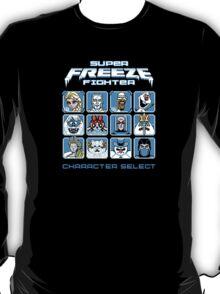 Super Freeze Fighter T-Shirt