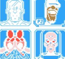 Super Freeze Fighter Sticker