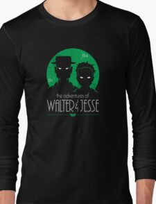 The Adventures of Walter and Jesse VARIANT Long Sleeve T-Shirt