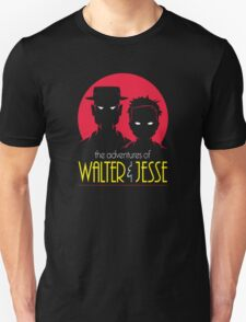 Walt and Jesse: The Animated Series T-Shirt
