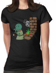 A Little Closer....  Womens Fitted T-Shirt