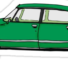 Citroën DS Sticker