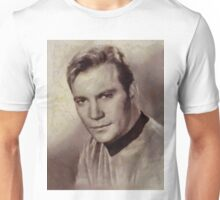 William Shatner Star Trek's Captain Kirk Unisex T-Shirt