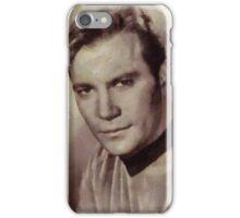 William Shatner Star Trek's Captain Kirk iPhone Case/Skin