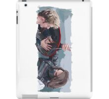 the kind you stop iPad Case/Skin