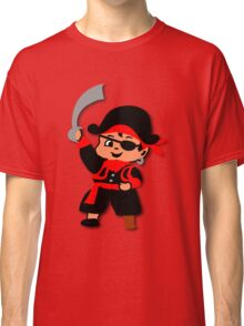Pirate Kid Billy Tee Classic T-Shirt