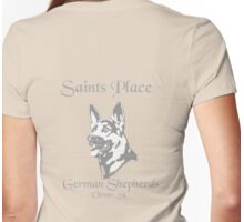 Saints Place Womens Fitted T-Shirt