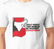 Captain Hook? Unisex T-Shirt