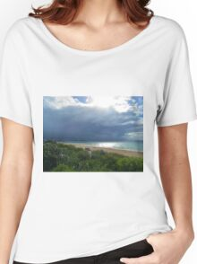A Sudden Shift In The Weather Women's Relaxed Fit T-Shirt